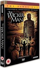 THE WICKER MAN (1973)  DVD - 40th Anniversary Cult Horror - 4 Disc Set - NEW UK