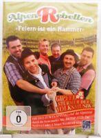 Alpen Rebellen + DVD + Feiern ist ein Hammer + Die Gipfelstürmer der Volksmusik