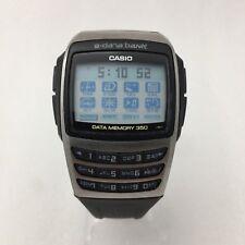 EXCELLENT CASIO EDB-610 [2550] CALCULATOR E-DATA MEMORY TELEMEMO WATCH