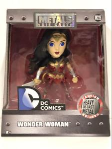 Wonder Woman M225 DC 4 Inch Diecast Figure Jada 97921