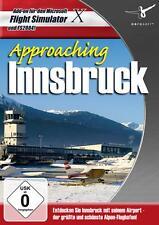 Approaching Innsbruck FSX/FS2004