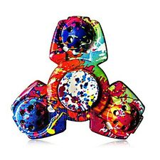 Colorful Triangular ADHD Adult Fidget Spinner COLORMIX Stress Reliever Toy Relax