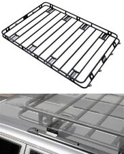 Smittybilt Defender Welded Roof Rack w/Bracket for Chevy/ GMC/ Dodge Vans & More