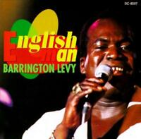 LEVY, BARRINGTON - ENGLISHMAN NEW VINYL RECORD