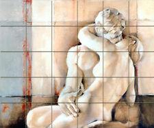 Art Renaissance decor Backsplash Bath Decor Ceramic Tile Mural #69