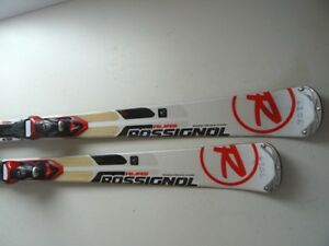 Ski Carving Rossignol Alias A 74 LTD mit Bindung, 176cm (EE1060)