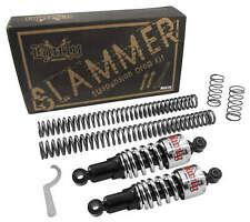 Burly Brand Chrome Front Rear Lowering Slammer Kit 88-03 Harley Sportster XL