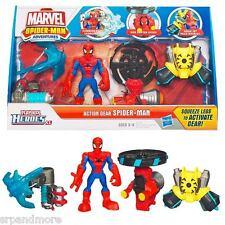 Spider-Man Adventures Action Gear Figure-NEW