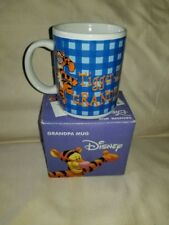 Disney Tigger Coffee Cup Mug Grandfather Papa Gramps Winnie The Pooh Stein Tea