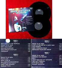 2LP Roger Whittaker: Live in Canada (Tembo TM2-5000) Canada 1975