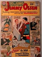 80 Page Giant #2 (1964) DC Comics GD- Comic Book Jimmy Olsen Superman