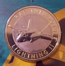 RAF LIGHTNING 2 Two Pound Coin Brilliant UNCIRCULATED 2018 Sealed Royal Mint