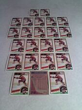 *****Don Lever*****  Lot of 23 cards / Hockey