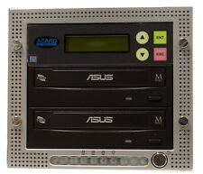 Acard 1 to 1 CD/DVD Copier Duplicator Standalone Tower System with Asus Drives