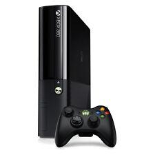 Microsoft Xbox 360 E - 4 GB - Black Console
