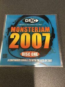 DMC Monsterjam 2007 Double CD