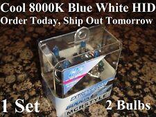 H1 8000K Blue White Xenon HID High Beam Headlight 12V 55W Halogen Light Bulbs
