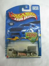 Hot Wheels 2002 Mainline Series Thunderstreak Sealed In Card