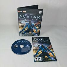 James Cameron's Avatar: The Game (2009) PC DVD-ROM Windows Excellent Free Ship