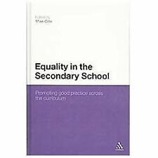 Equality in the Secondary School : Promoting Good Practice Across the...
