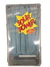 Dorval Sour Power Berry Blue Candy Belts! Sour Power Belts! - 150 Count!