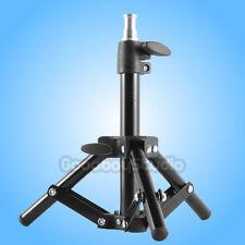 AU Table Top 42cm Photo Mini Light Stand Tripod for Photo Studio Lighting Flash