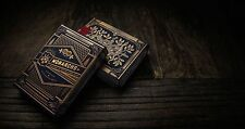 Bicycle Blue Monarchs Playing Cards Deck by Theory 11 Magic New Sealed