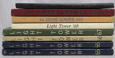 Fort Wayne Bible College Light Tower Yearbook Collection, 59 65 66 67 68 69 70