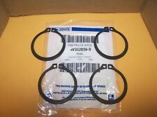 2006-2010 Explorer Ball Joint Snap Ring 4 of W302856-S OEM New