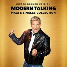 Modern Talking - Maxi & Singles Collection (Dieter Bohlen Edition) 3CD NEU OVP