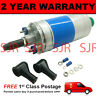 HIGH POWER 255 LPH IN LINE OUTSIDE TANK FUEL PUMP KIT CAR UPGRADE 0580254910