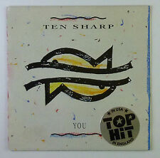 "7"" Single - Ten Sharp - You - s817 - washed & cleaned"