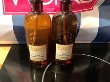 BATH AND BODY Works X2 Bergamot Essential Oil Aromatherapy 5-1 Mist