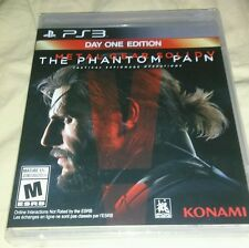 Metal Gear Solid V: The Phantom Pain (PS3) Brand New - Free Shipping!!!