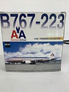 "DRAGON WINGS 1/400 AMERICAN AIRLINES B767-223  ""POLISH""  # 55170"