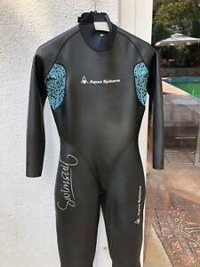 Aqua Sphere Neoprenanzug Thermo Skin 1mm Damen Größe L