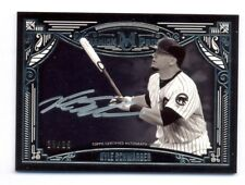 KYLE SCHWARBER 2016 TOPPS MUSEUM ON CARD AUTO AUTOGRAPH ROOKIE RC #25/25 CUBS