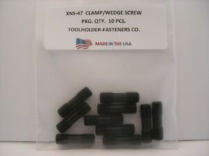 10 Pieces XNS-47 (STC-11) Clamp/Wedge Screw