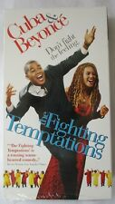 THE FIGHTING TEMPTATIONS VHS - CUBA GOODING - BEYONCE - BRAND NEW