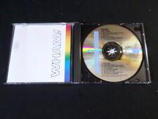 Wham! The Final. Compact Disc. 1986. Made In Austria