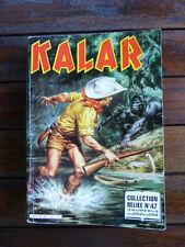 Album BD petit format KALAR - Album n° 47