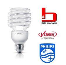 Lampadina spirale risparmio energia Philips E27 32W (150W) luce calda