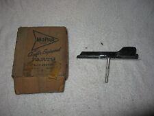 NOS Mopar 1957 Vent Window Channel and Pivot