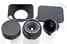 Ricoh GR Lens 21mm F3.5 Leica M mount + accessory shoe Finder GR 21mm