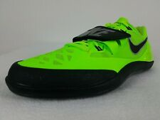 Nike Zoom Rotational Throwing Shoes Size 8.5 Mens Green Track & Field 685131-300