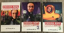 Enough Rope 1-3 Paperback Andrew Denton ABC