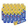 24 x PKCELL AAA Zink-Kohle Batterie 1.5V R03P UM4 Akku