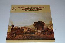 Dvorak: New World Symphony - Herbert Von Karajan - Angel S-37437 FAST SHIPPING