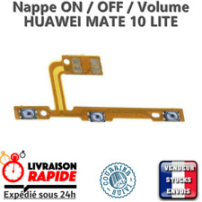 Nappe bouton ON OFF HUAWEI Mate 10 lite power button volume up down flex cable