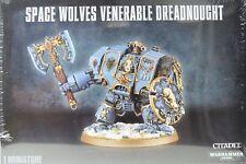 Games Workshop Warhammer 40k Space Wolves Venerable Dreadnought Model - 40960